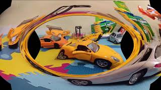 10 Toys Collection Disney Cars, Diecast, RC, Otobot, Lego and DIY