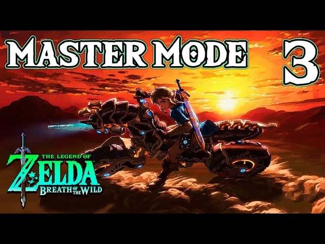 🔴Zelda: Breath of the Wild - Live 3 - Master Mode ( 100% ) ITALIANO