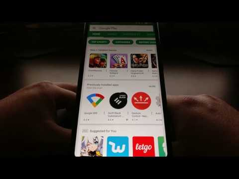 How to Install Google Play Store & Google Services on the