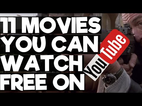 11 Movies You Can Watch For Free On Youtube