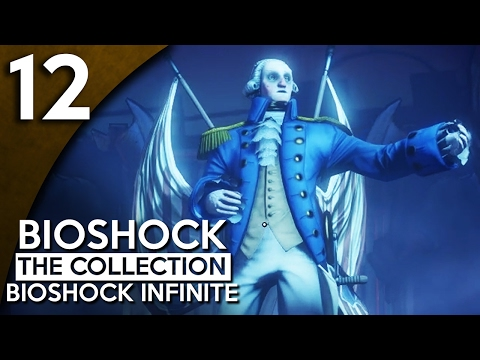Let's Play BioShock Infinite Blind Part 12 - Hall of Heroes [BioShock Collection Gameplay]