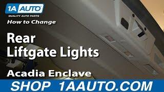 2011-enclave-1 Buick Enclave 2011