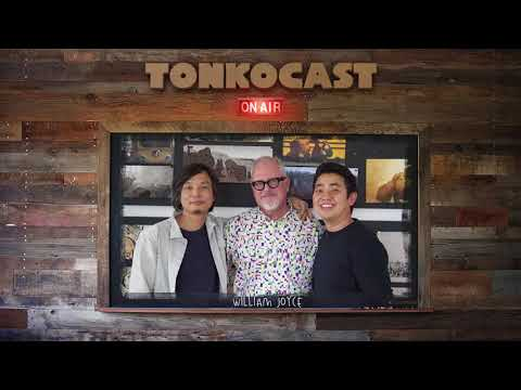 TONKOCAST - Tonko House's Animation Industry Podcast #19 -- William Joyce