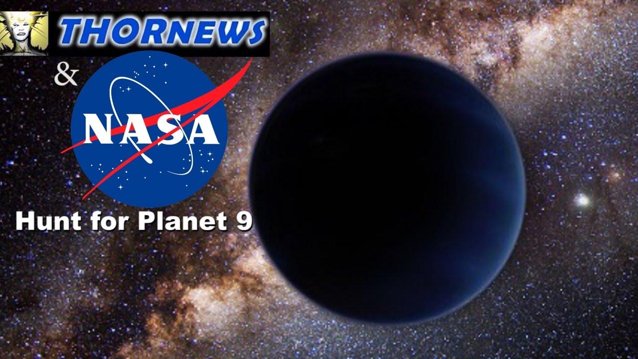 NASA & THORnews hunt for Planet X & Planet 9 - YouTube