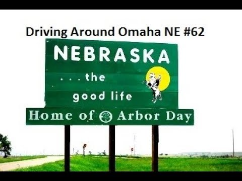 Driving Around Omaha NE 62