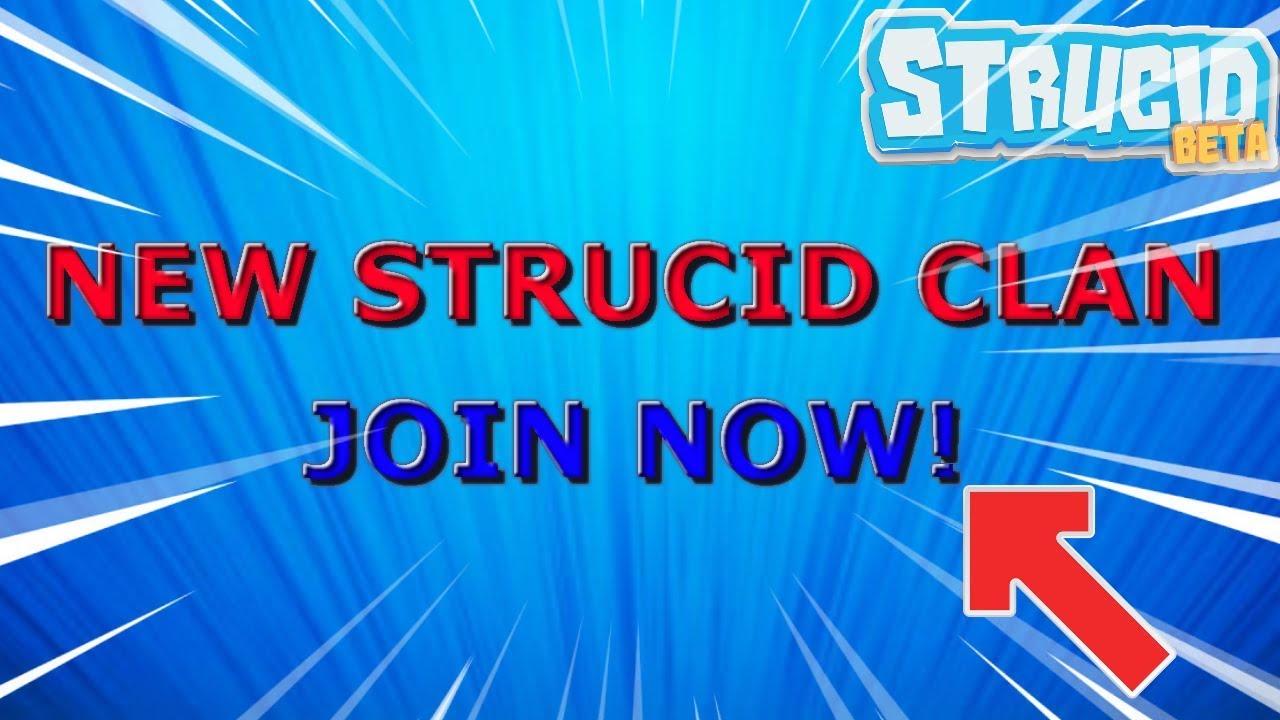 Discord Strucid Clan | StrucidPromoCodes.com