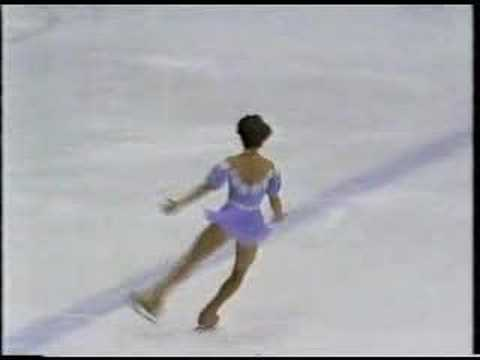 Midori Ito 1996 Japan Nationals LP