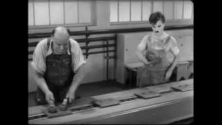 Charlie Chaplin -- The Assembly Line
