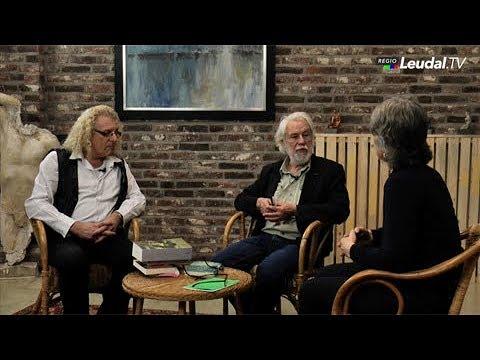 Literaire Galerie, Gasten Ton van Reen en Piet Poell,  Deel 2
