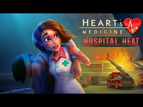 Heart's Medicine Hospital Heat  GameHouse | Fun Doctor Games Android Gameplay