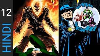 Halloween Havoc - Ep 12 || Illuminati Comics Khajana || Fan Made Comics