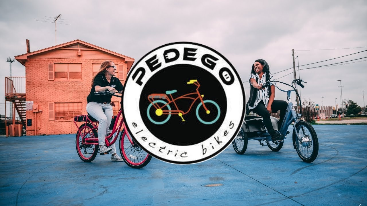 Explore Dallas with Pedego Bikes