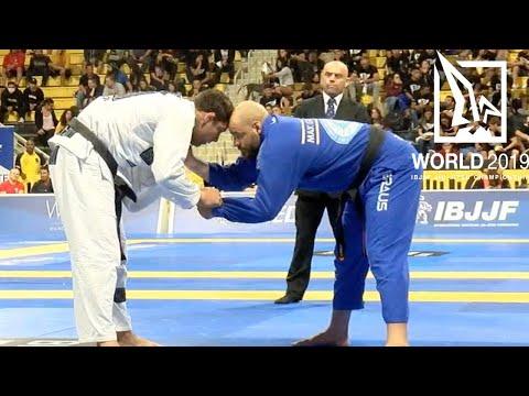 "Marcus ""Buchecha"" Almeida VS Max Gimenis / World Championship 2019"