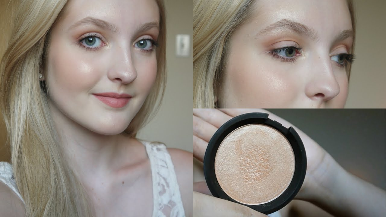 BECCA X Jaclyn Hill Shimmering Skin Perfector in Champagne Pop Review ...