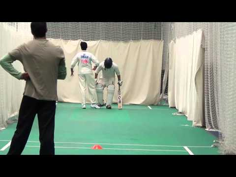Karachi & Manchester Stallions Cricket Club 6th week practice