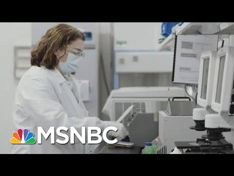 FDA Expected To Grant Emergency Authorization To Moderna Covid Vaccine   Hallie Jackson   MSNBC