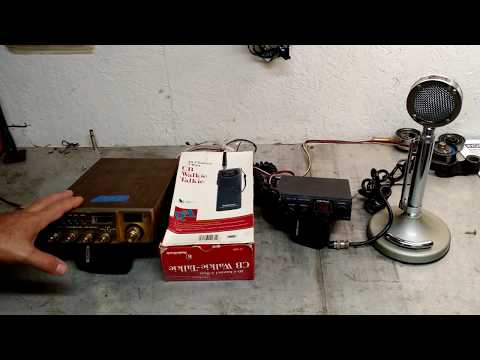 How To Get Into The CB Radio Hobby For Cheap.