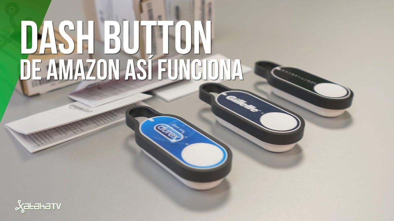 2178f769a Amazon Dash Button llega a España: prepárate para comprar pulsando un botón  físico
