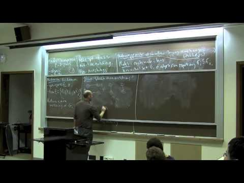 Algorithmic Game Theory (Lecture 10: Kidney Exchange And Stable Matching)
