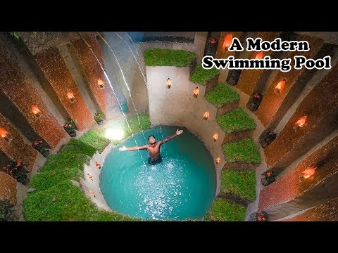 how-to-build-the-most-modern-underground-swimming-pools-with-underground-house