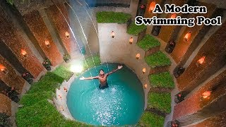 How To Build Tнe Most Modern Underground Swimming Pools with Underground House