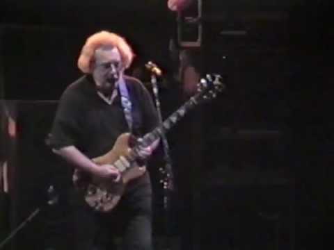 Grateful Dead 10-16-89 Brendan Byrne Arena East Rutherford NJ