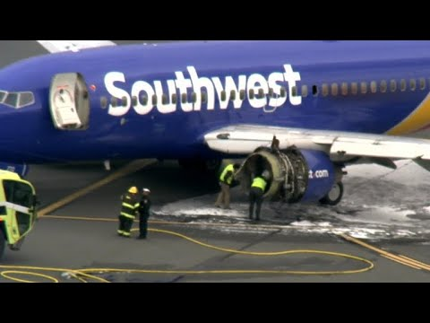 NTSB believes metal fatigue may have caused engine issues on deadly Southwest flight