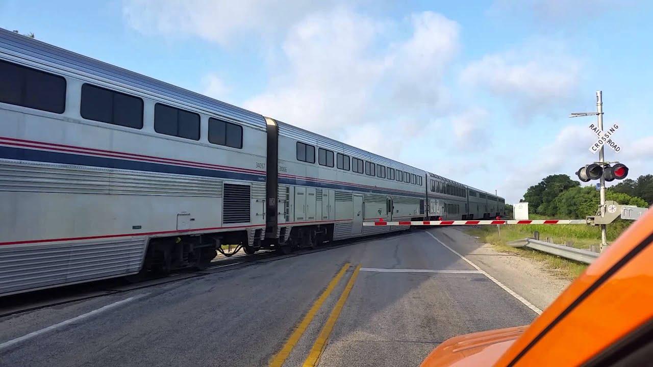 Amtrak San Antonio To Austin Via New Braunfels Tx Youtube
