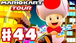 New Year's Tour 100% Complete! - Mario Kart Tour - Gameplay Part 44 (iOS)