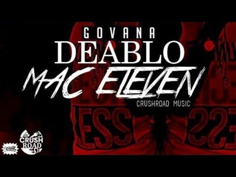 Deablo - Mac Eleven (Raw) [Ghost Town Riddim] August 2015