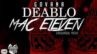 Deablo - Mac Eleven (Raw) [Ghost Town Riddim] August 2015