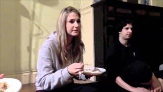 美人と評判のオランダ人が梅干しを食べると... Fukuume Umeboshi Tasting Show 27 thumbnail