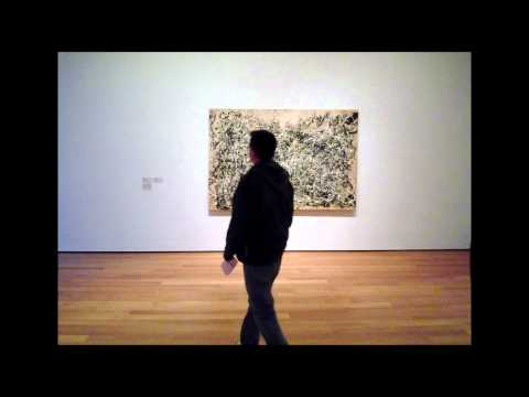 Why is that important? Looking at Jackson Pollock