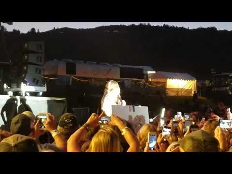 Keith Urban: Blue Ain't Your Color. Labor Day JAS Festival. Aspen-Snowmass 2017