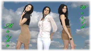 Russian model Masha