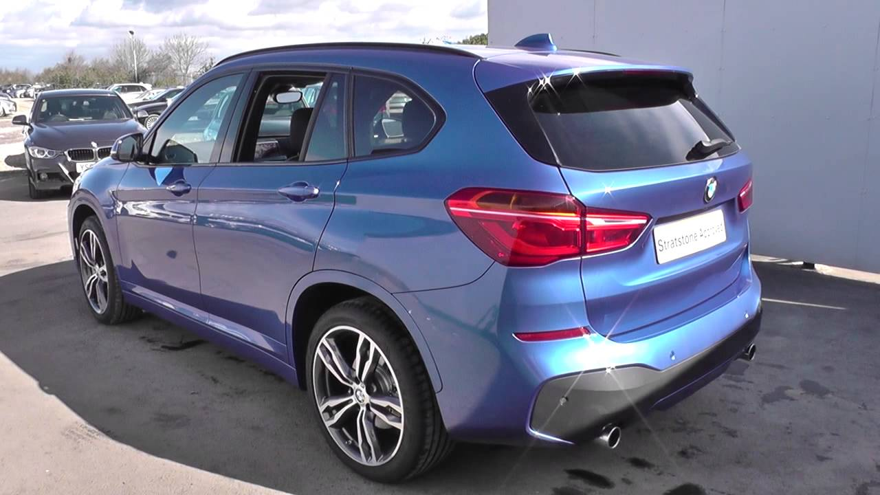 bmw x1 f48 x1 xdrive20d m sport b47 zmx3 u21552 youtube. Black Bedroom Furniture Sets. Home Design Ideas