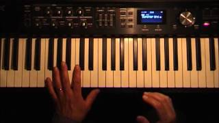 Ramses Shaffy, Liesbeth List en Alderliefste - Laat Me / Vivre Piano Tutorial