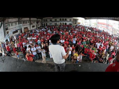 Sen. Bongbong Marcos - Balayan, Batangas 20 February 2016