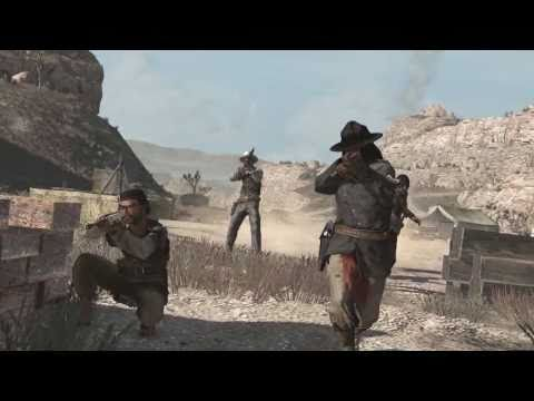 Red Dead Redemption Liars and Cheats Pack DLC - PS3 | Xbox 360 - official video game trailer HD