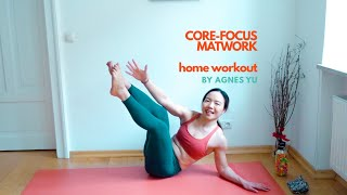 Core-Focus Matwork at Home