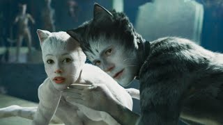 'Cats' Trailer's Digital Fur Tech Gives People Nightmares
