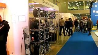 Автомобильная выставка «Мотор Шоу 2010 powered by Automechanika»