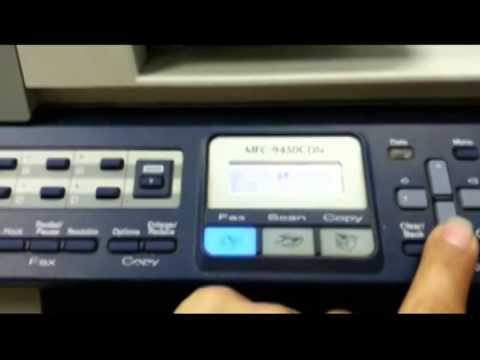 how to fix drum error brother 5250dn