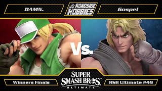 RSH Ultimate #49: DAMN. (Terry) vs Gooley (Ken) - Winners Finals