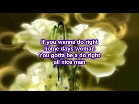 Martina McBride  -  Do Right Woman, Do Right Man (Lyrics)
