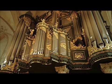 Dieterich Buxtehude Organ works, Marie-Claire Alain 2/3