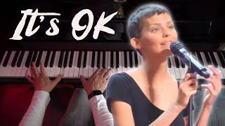 Nightbirde - It's Okay - Piano Tutorial