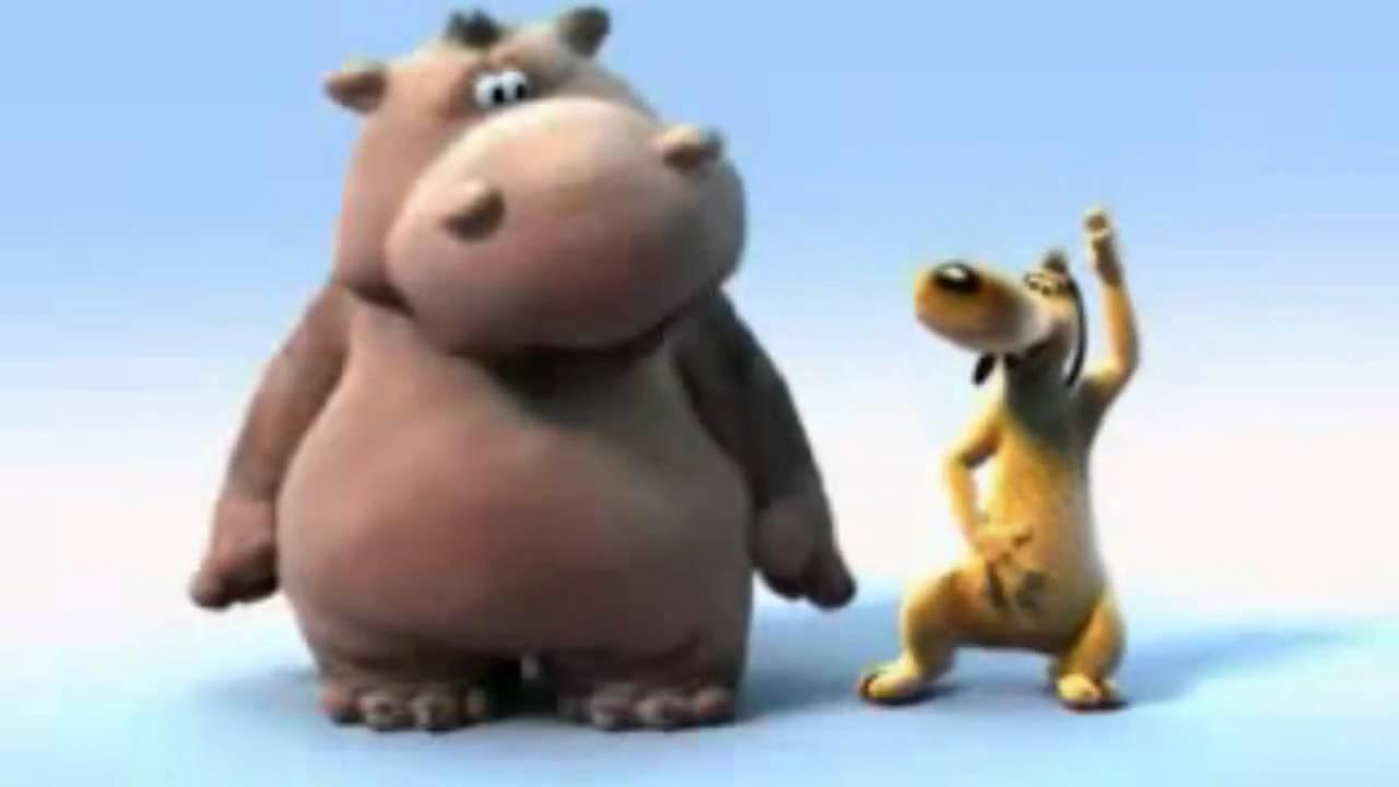 Happy Birthday Feat Hippo And Dog Youtube