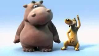 Happy Birthday!!!! feat. Hippo and Dog.