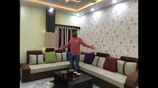 Latest Living Room design 2019 | 14'x 10' Living Room Makeover / Renovate 2019 thumbnail